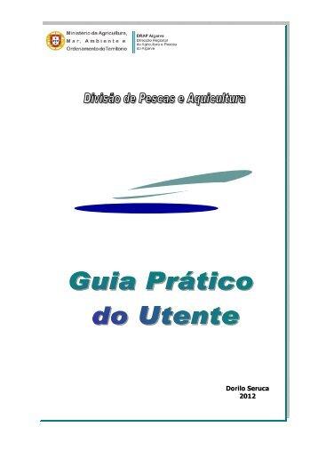 guia prático do pesc.. - DRAP Algarve