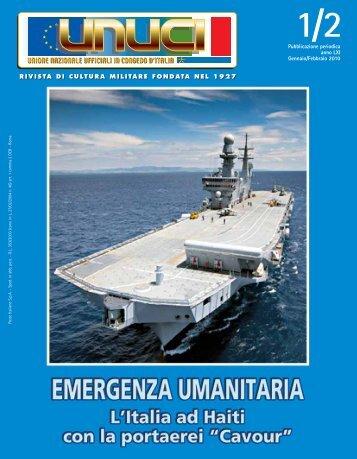 rivista 01/02 2010 - Unuci