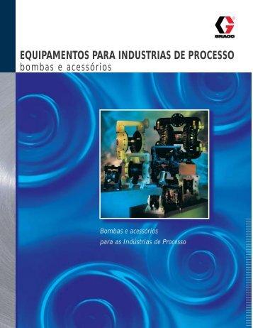 EQUIPAMENTOS PARA INDUSTRIAS DE PROCESSO - Graco Inc.