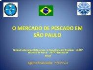 O MERCADO DE PESCADO EM SÃO PAULO - Infopesca