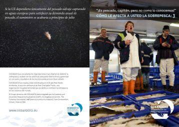 ¡Es pescado, capitán, pero no como lo conocemos! - Ocean2012