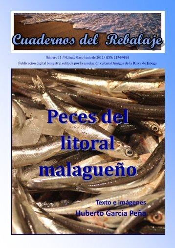 Peces del litoral malagueño - Amigos de la Barca de Jábega