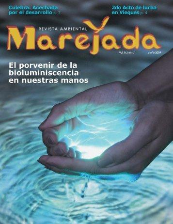 El porvenir de la bioluminiscencia en nuestras manos - Puerto Rico ...
