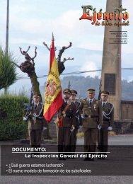 revista ejército nº 852 marzo 2012 - Portal de Cultura de Defensa ...