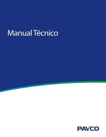 Manual Técnico - Pavco