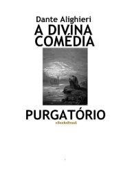 A DIVINA COMÉDIA - PURGATÓRIO - Dante Alighieri - eBooksBrasil