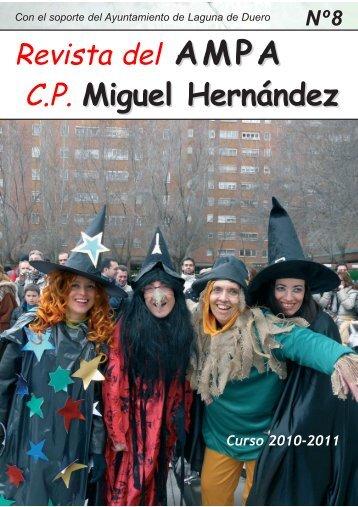 Revista de AMPA - CP Miguel Hernández