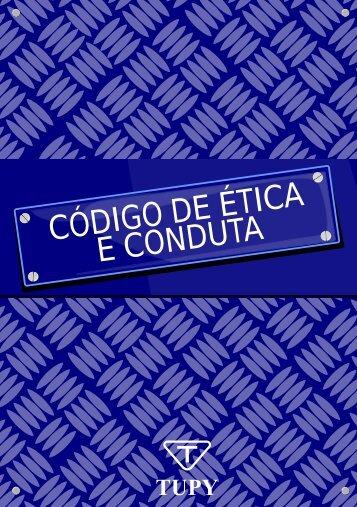 Código de Ética e Conduta - Tupy