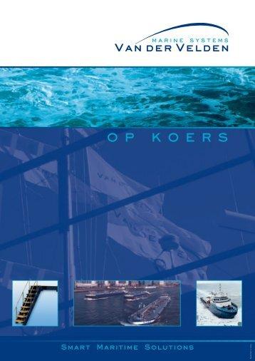 Op Koers 2005 - Van der Velden ® Marine Systems