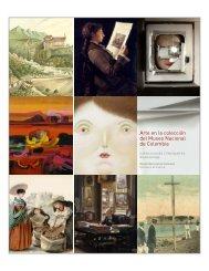 Arte en la colección del Museo Nacional de Colombia