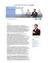 Seite 1 von 4 Newsletter Sales Motion GmbH