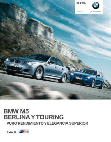 BMW M5 BERLINA Y TOURING – Soporte lumbar para 2 Dos tubos ...