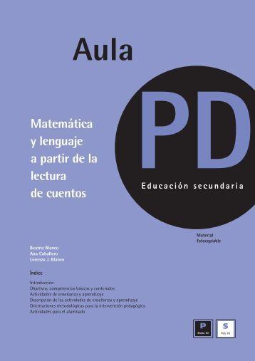 Matemática y lenguaje a partir de la lectura de cuentos