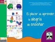 El placer de aprender - Reforma Preescolar - Secretaría de ...