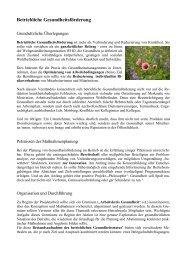 Vollständiger Artikel - .pdf - RP&P Gesundheits- und ...