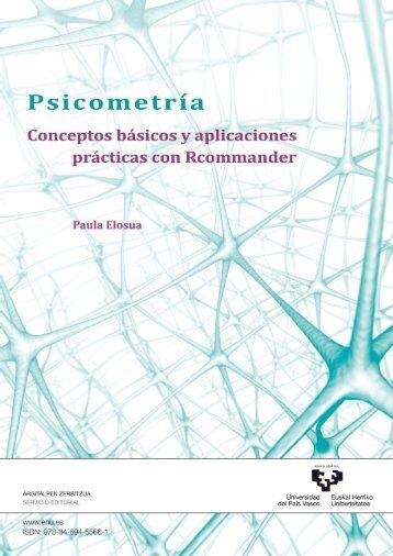 Psicometria. Conceptos basicos y aplicaciones practicas con ...