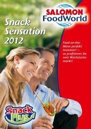 Snack Sensation 2012