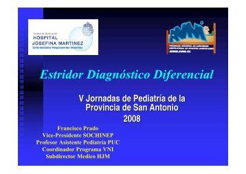 Estridor, diagnóstico diferencial. Dr. Francisco Prado. Hospital ...