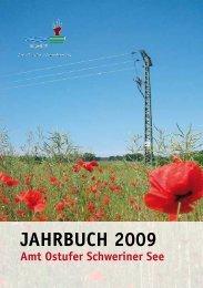JAHRBUCH 2009 - Amt Ostufer Schweriner See