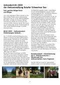 JAHRBUCH 2009 - Amt Ostufer Schweriner See - Seite 5