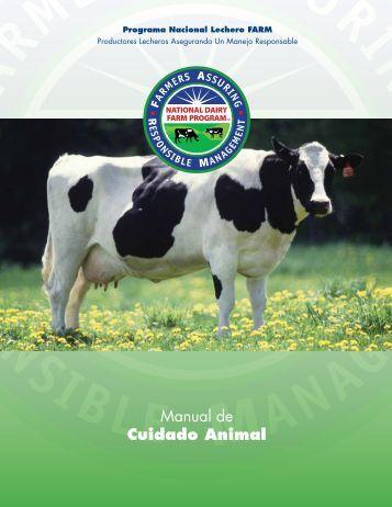 Manual de Cuidado Animal - Food Safety News