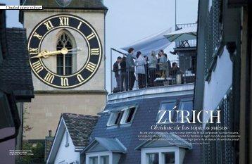 Olvídate de los tópicos suizos Olvídate de los tópicos suizos - Hiltl