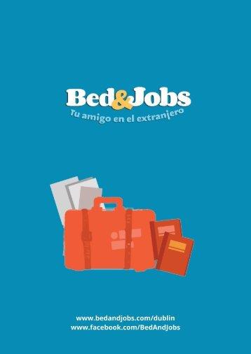 Descarga el PDF con toda la información - Bed&Jobs