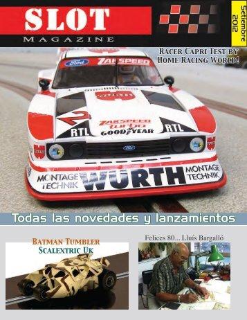 POR UN 2012 A PURO SLOT - Slotmagazine