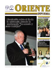 La muerte y sus ventajas - CCH Oriente - UNAM