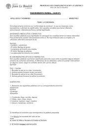 RAZONAMIENTO VERBAL – GUIA N°1 APELLIDOS Y NOMBRES ...