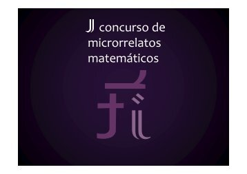 Presentación_microrrelatos [Modo de compatibilidad] - Facultad de ...