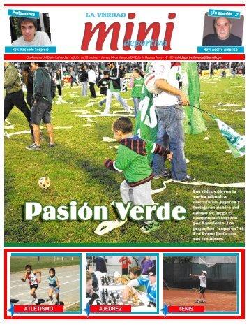 ATLETISMO AJEDREZ TENIS - Diario La Verdad