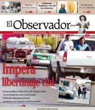 SEMANARIO CHIHUAHUENSE... SIN ATADURAS - El Observador