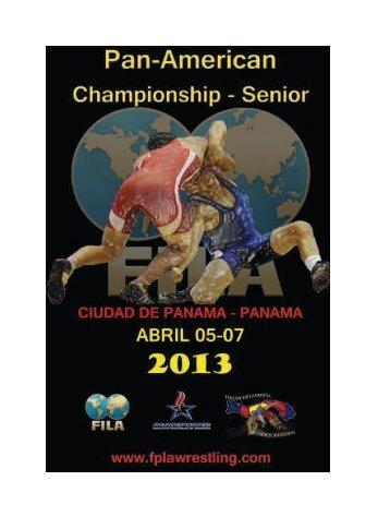 Untitled - Consejo Panamericano de Luchas Asociadas