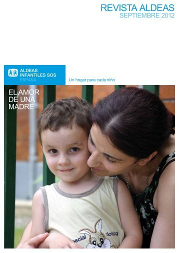REVISTA ALDEAS - Aldeas Infantiles SOS