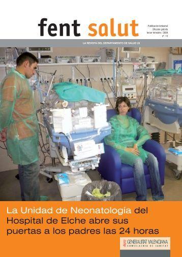 Fent Salut 14 - Hospital General Universitario de Elche