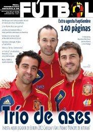 Revista RFEF 158.pdf - Real Federación Española de Fútbol