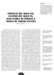 crónicas del siglo xvi, cuentos del siglo xx: juan suárez de ... - RUA
