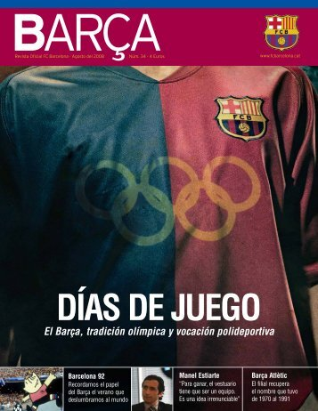 revista barça - FC Barcelona