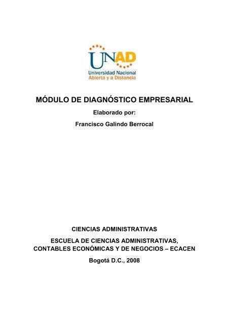 Módulo De Diagnóstico Empresarial 1