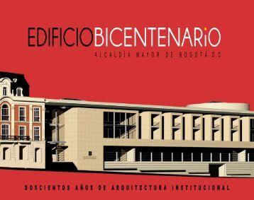 edificio Bicentenario - Archivo de Bogotá