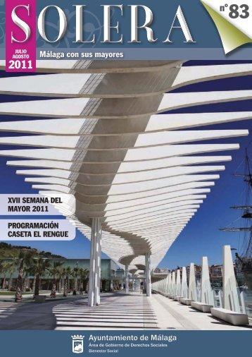 Solera 83 julio-agosto 2011 - Área de Derechos Sociales ...