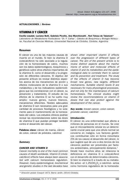 prostata vitamina d y