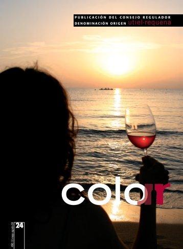 """Revista """"Color"""" - Utiel-Requena"""