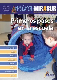 Revista digital - Colegio Mirasur