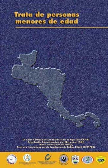 Comisión Centroaméricana de Directores de Migración (OCAM ...