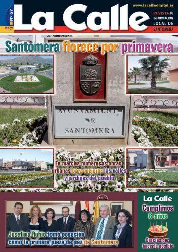La Calle 67 vero.qxd 28/4/08 17:58 Página 1 - Revista La Calle