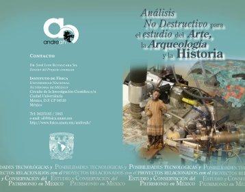 Contacto - ccadet - UNAM