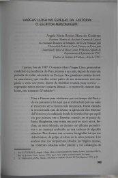 vargas llosa no espelho da história - Portal da História do Ceará