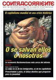 El capitalismo mundial en una crisis histórica - Clase contra Clase